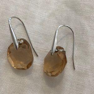 Swarovski Jewelry - Swarovski Crystal Pendant Necklace and Earrings